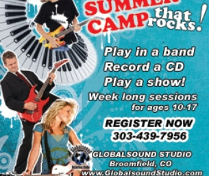 Global Sound Studio Music Camps