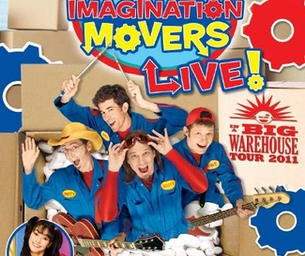 "DISNEY'S IMAGINATION MOVERS' ""IN A BIG WAREHOUSE"""