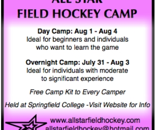 ALL STAR FIELD HOCKEY CAMP