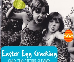 Egg Cracking:  Only The Strong Survive