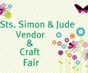 Sts. Simon and Jude Vendor and Craft Fair