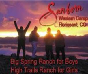 Sanborn Western Camp