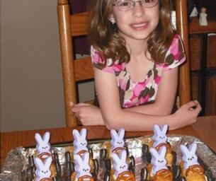 Easter Bunny Car