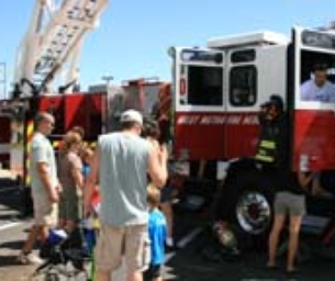 Be a Fire Fighter for a Day