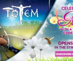 Cirque du Soleil in Pittsburgh!