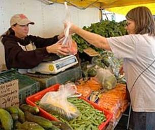 Farmer's Markets in the San Gabriel Valley