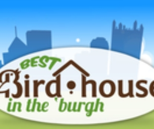 Best Bird House in the 'Burgh