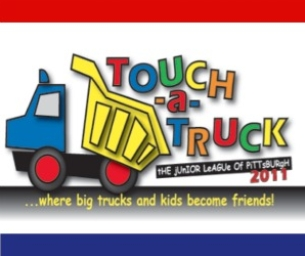 Big Trucks and Kids Become Friends