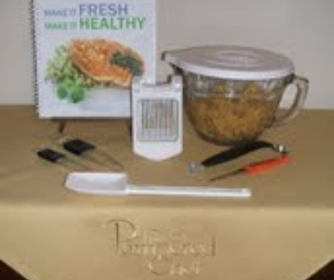 Pampered Chef Give-Away