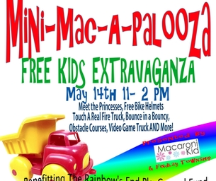 Mini Macapalooza! May 14th 11 AM-2 PM