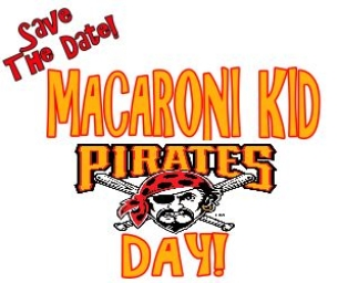 ANNOUNCING MAC KID PITTSBURGH PIRATE DAY!