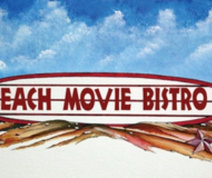 Beach Movie Bistro Opens this Weekend!