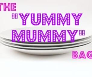 """MOAG Week 4: The """"Yummy Mummy"""" Bag"""