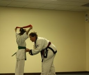 GREEN BELTS &  Why I'm a Blowfish.
