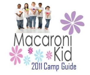 2011 Austin Area Camp Guide (until August)