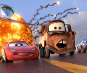 Win a Cars 2 Prize Pack
