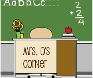 Mrs.O's Corner