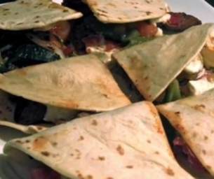 Flash-Grilled Skirt Steak in Tortillas