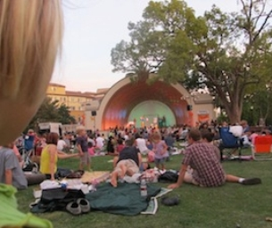 Outdoor Summer Concerts in San Gabriel Valley