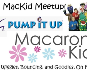 Macaroni Kid Meet up at Pump It Up in Plymouth