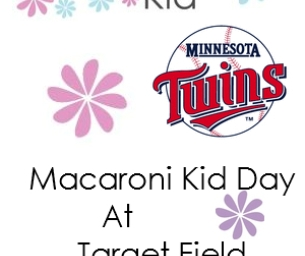 Macaroni Kid Day with the Minnesota Twins