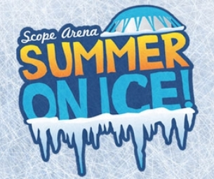 Last chance to skate Scope Arena Summer on Ice!