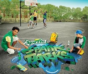 Sprites Spark Parks Project