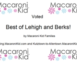 Macaroni Kid Best of Berks!