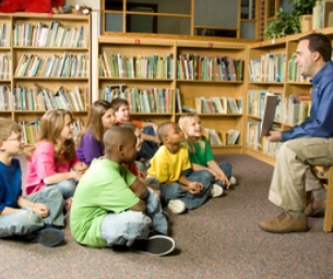 Storytimes At St. Mary's County Libraries