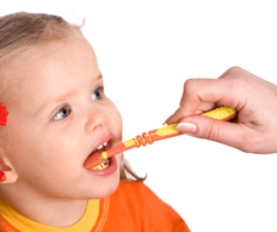 Ideas for Toddler and Preschooler Tooth-brushing