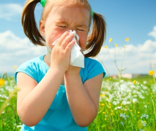 Allergies in August--Allergies and Kids
