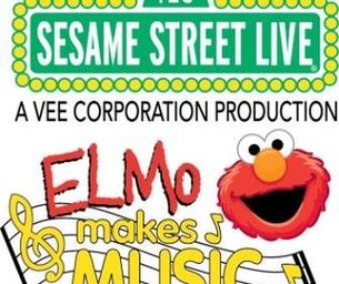 Sesame Street Live - Elmo Makes Music!