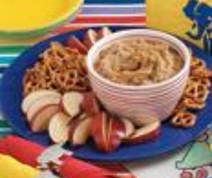 Fruity Peanut Butter Dip