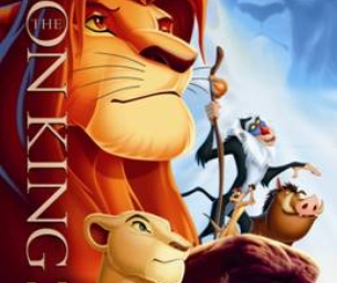 Lion King 3D Out this Week...