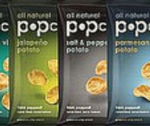 Back-to-school with Popchips!