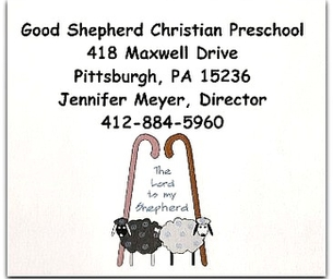 Good Shepherd Christian Preschool