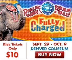 Ringling Bros.  Fully Charged!!!