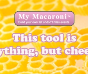 "Making ""My Macaroni"" Work For You"