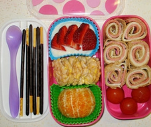 Boring School Lunch? Nope! Packing Fun Lunches