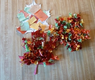 Fun Fall Leaf Craft