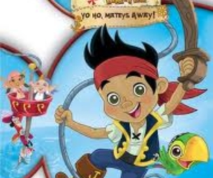 Jake and the Never Land Pirates: Yo Ho, Mateys