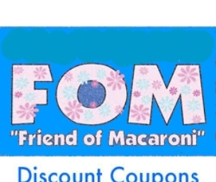 Friends of Macaroni Discount Coupons