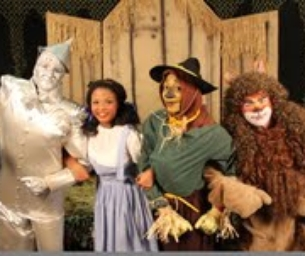 The Hurrah Players present The Wizard of Oz
