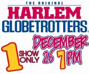The Original Harlem Globetrotters CONSOL 12/26 7PM