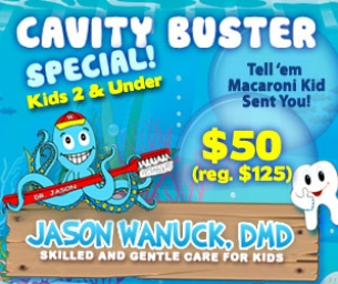 Deeply Discounted 1st Dental Exam