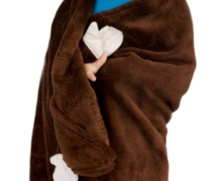 Comfy Critters - The Huggable Hooded Blanket