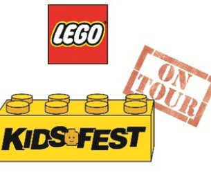 LEGO KidsFest - Fun for the Young and a Giveaway