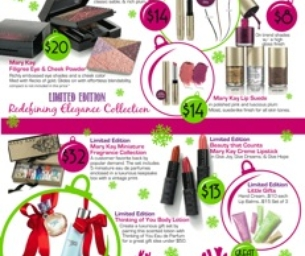 Mary Kay + Giveaway!