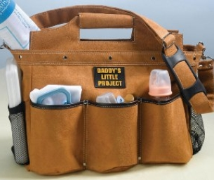 WIN This Daddy Diaper Tote Bag