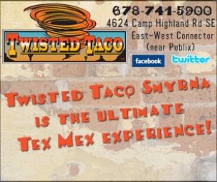 Twisted Taco Smyrna Macaroni Kid Deal